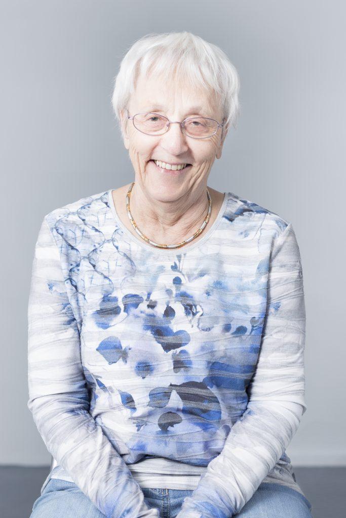 Portrait Maria Stalder